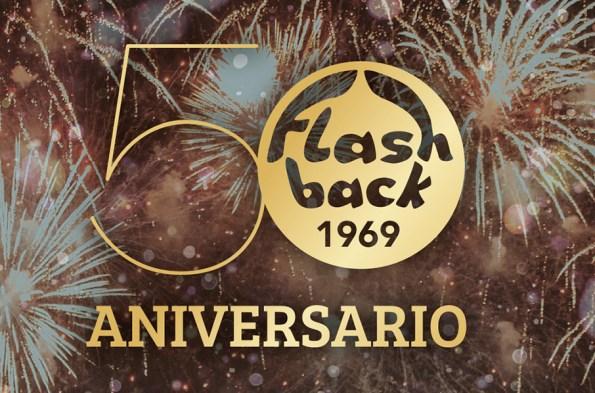 50 Aniversario - Fiestas Flash Back Salou