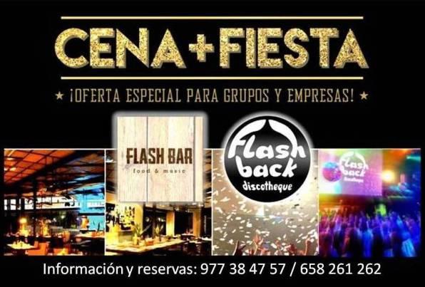 Cena + Fiesta Fin de Año Salou