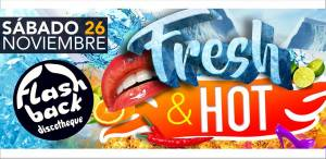 Fresh & Hot by Flash Back Salou