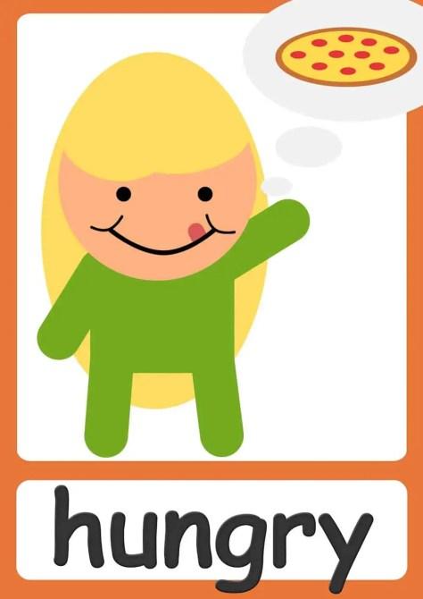 ESL Flashcards  English for Kids Vocabulary Flashcards