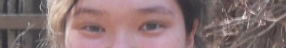 Michelle Denham's eyes