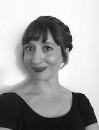 Amelia Aldred Author Photo