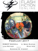 Flash Fiction Online February 2017 Cover
