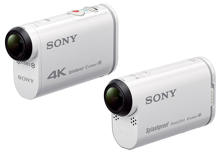 Sony_FDR-X1000V_HDR-AS200V