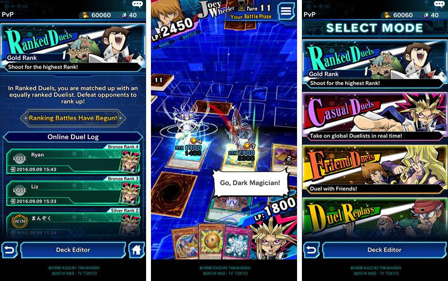 Yu-Gi-Oh-Duel-Links-Online-VS