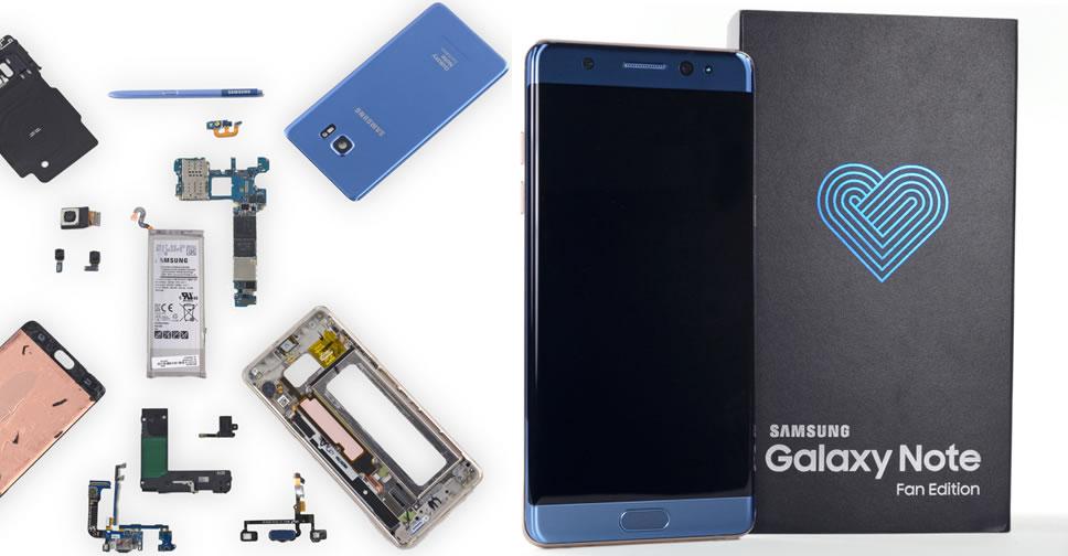 Galaxy-Note-7-FE-teardown