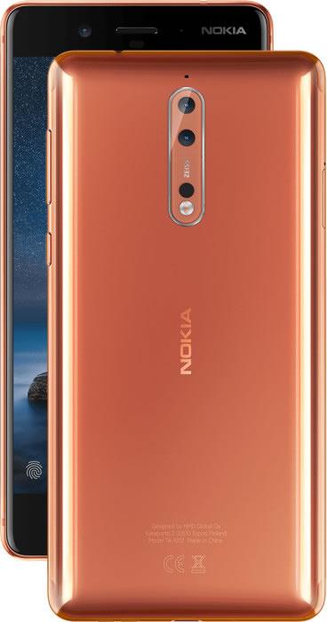Nokia-8-Copper
