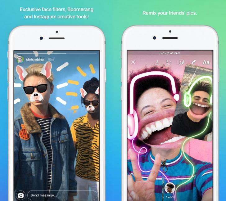 Direct-Instagram-App
