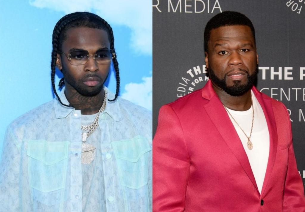 50 Cent Has A Few Words For Virgil Abloh Following The Release Of The Artwork For Pop Smoke's Posthumous Debut Album