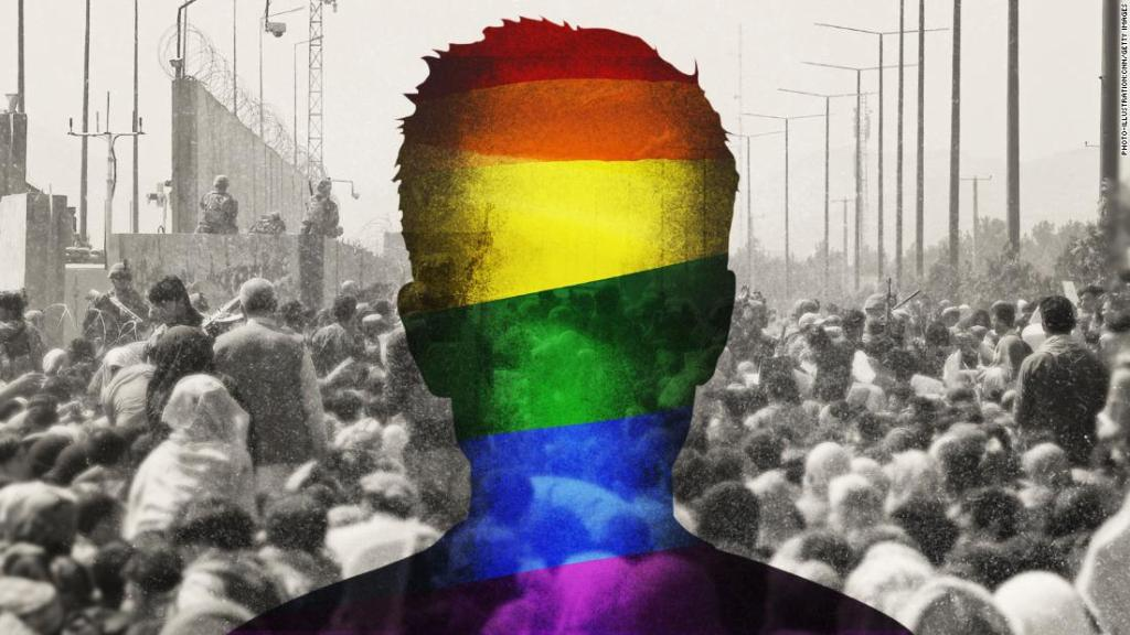 Afghanistan's LGBTQ community say they're being hunted down after Taliban takeover