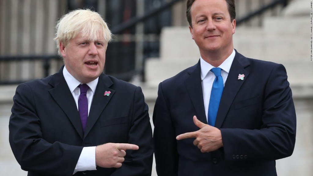 Analysis: A political scandal is swirling in Britain. But Boris Johnson is unlikely to drain the swamp