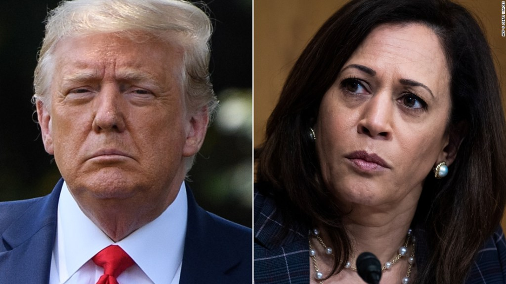 Analysis: Trump's birther lie about Kamala Harris magnifies racist themes of his campaign