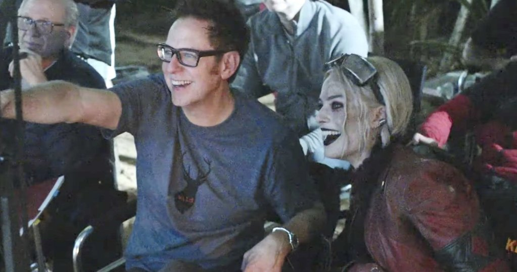 Are Margot Robbie and James Gunn Reuniting for a New 'Harley Quinn' Project?