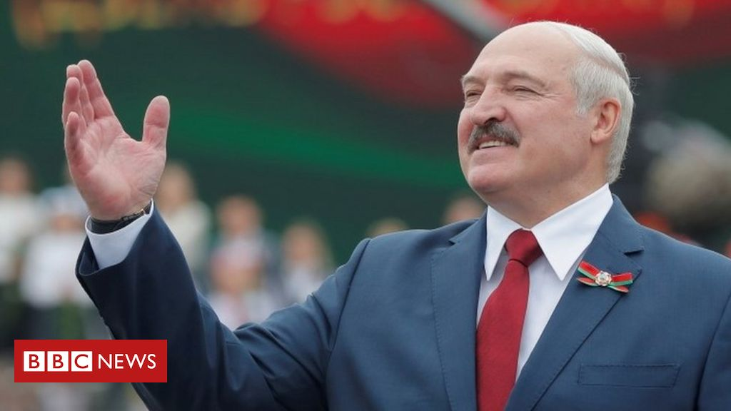 Belarus leader faces toughest test in years