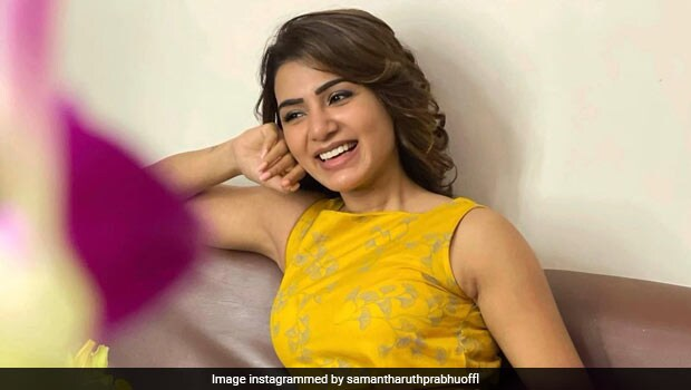 """Best Thing Ever"": Samantha Ruth Prabhu Gives Shoutout To This Rich Halwa From Tamil Nadu"