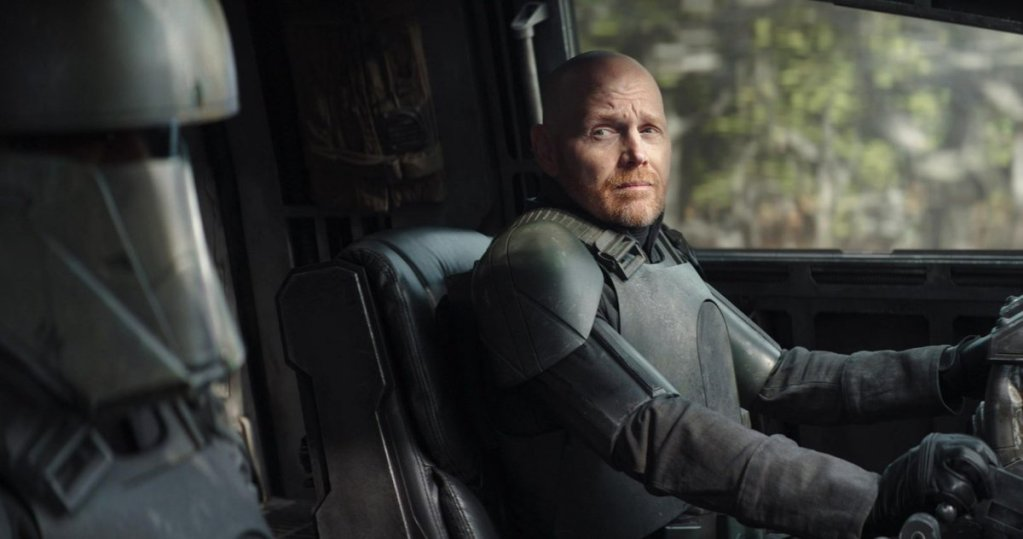 Bill Burr Calls Out 'Star Wars' Fans Who Criticize Migs Mayfield's Boston Accent
