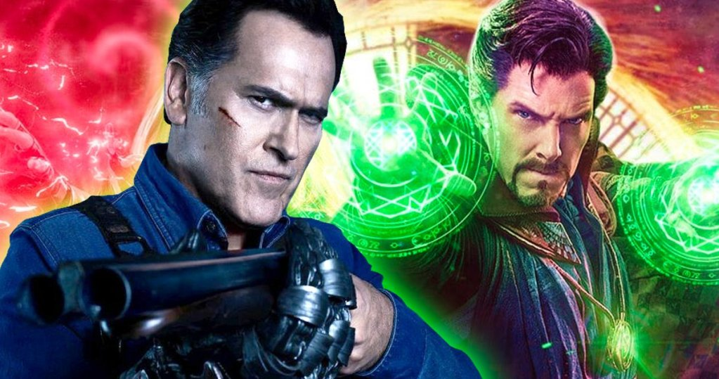 Bruce Campbell Just Confirmed His 'Doctor Strange 2' Cameo