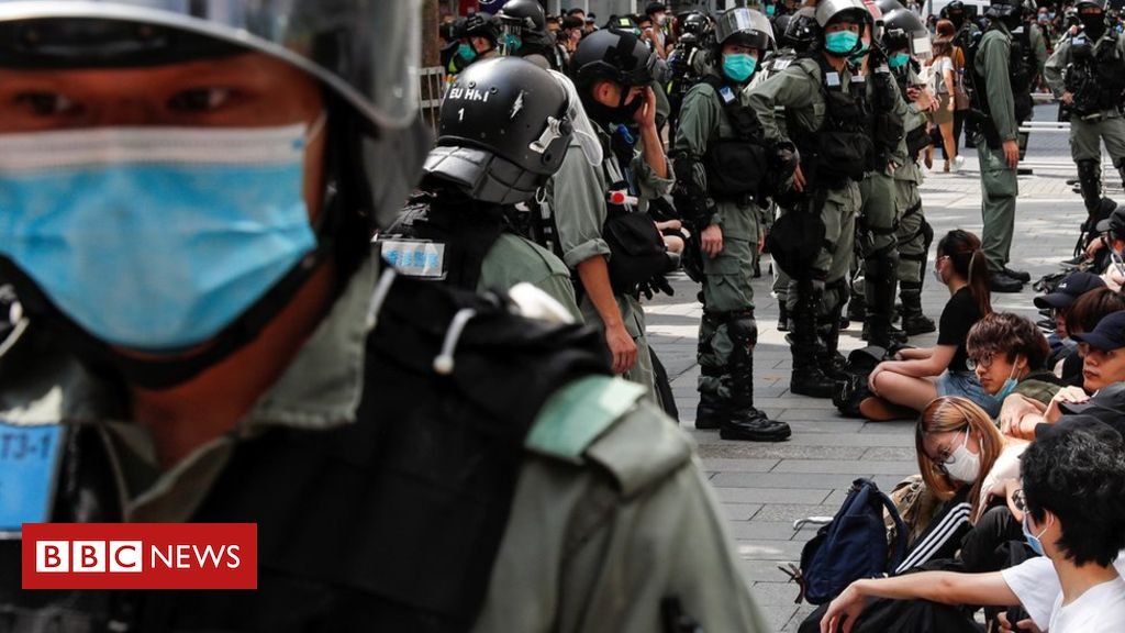 China fury amid global pressure over Hong Kong