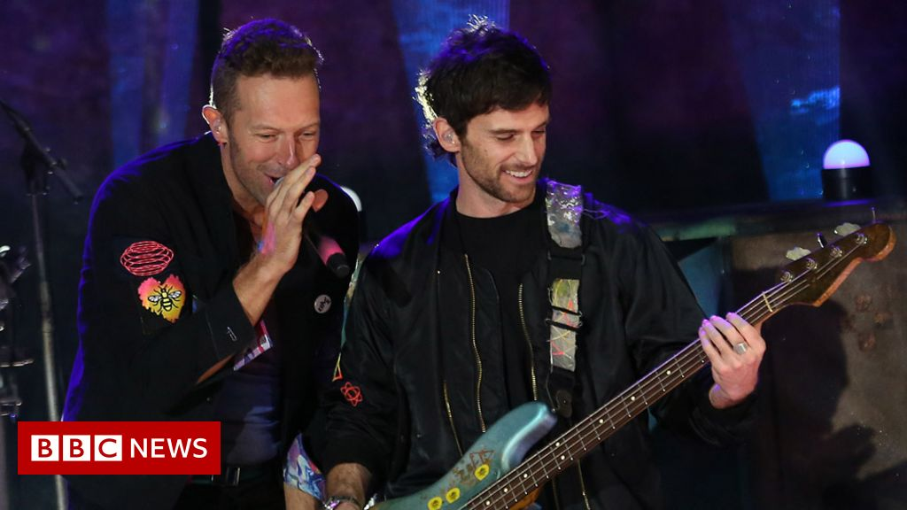 Coldplay: Band ready for backlash over eco-friendly world tour