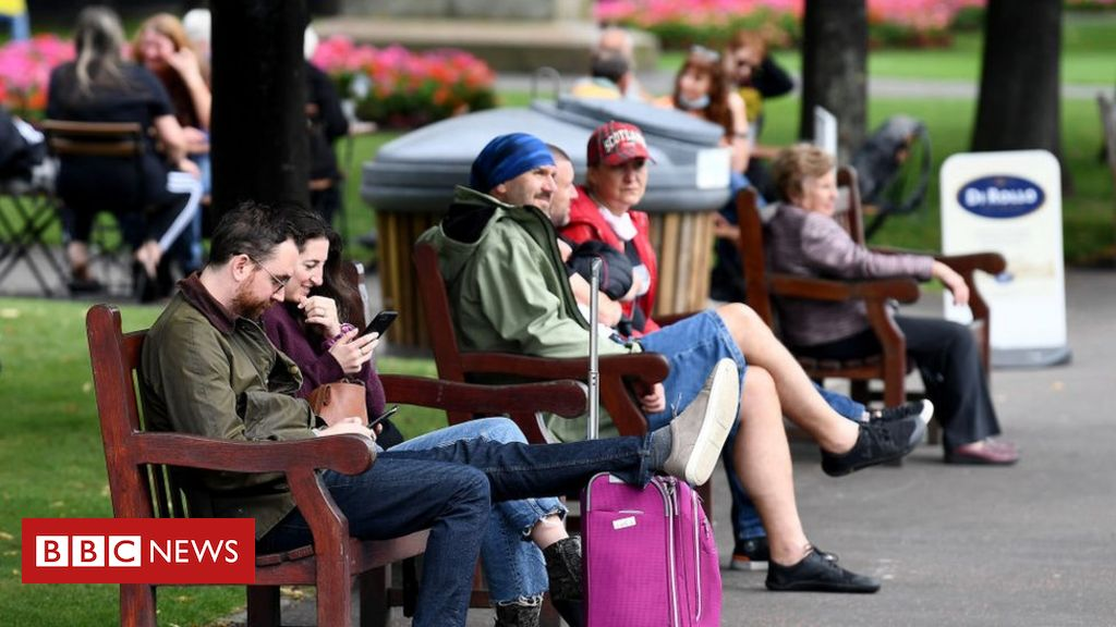 Covid in Scotland: Restrictions on outdoor meetings to be eased