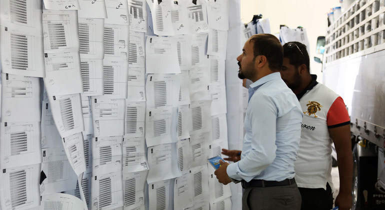 Credible elections can help propel Iraq towards 'safe and prosperous future'