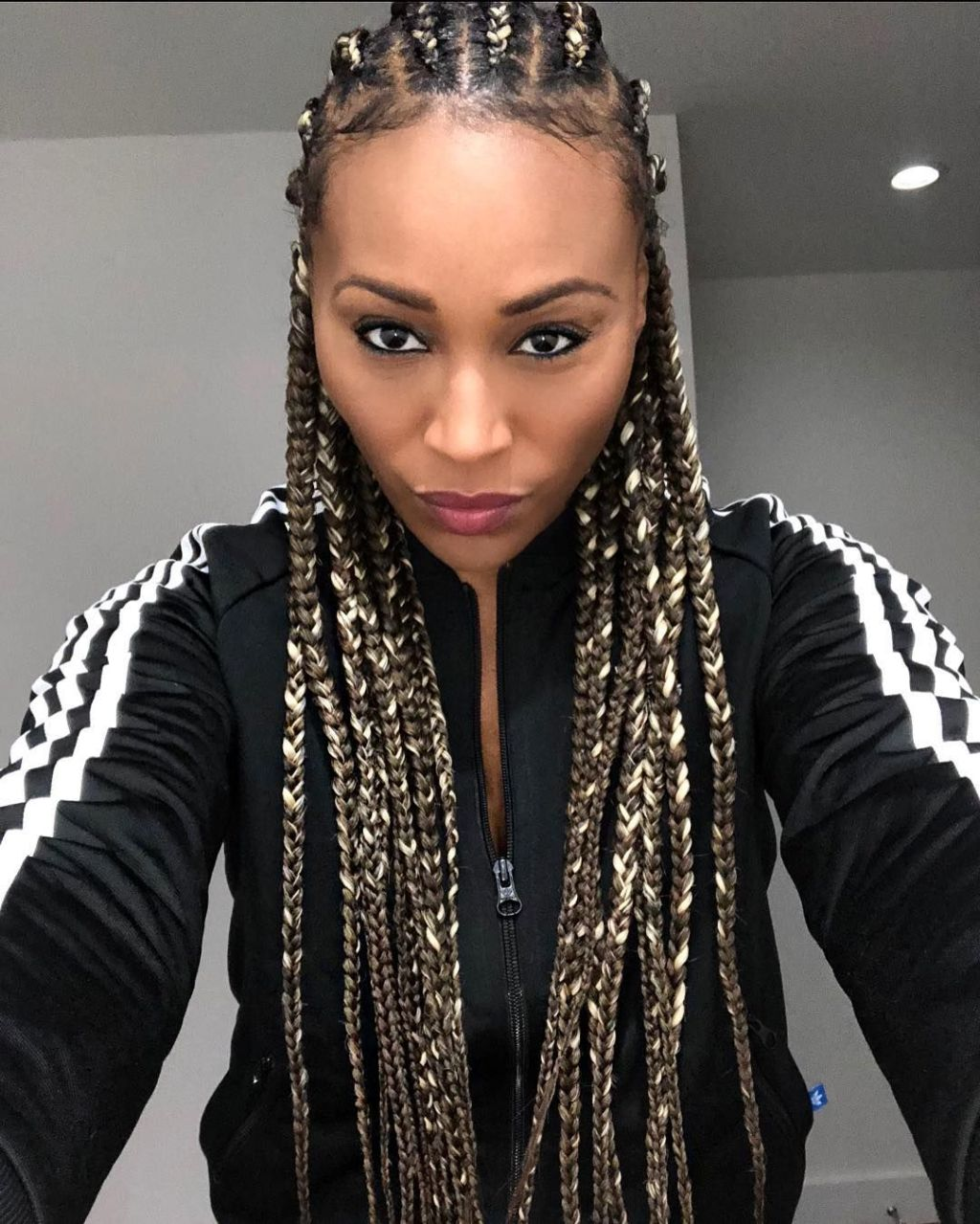 Cynthia Bailey Tells Fans And Followers To Vote Because This Is The Most Important Election Of Our Time