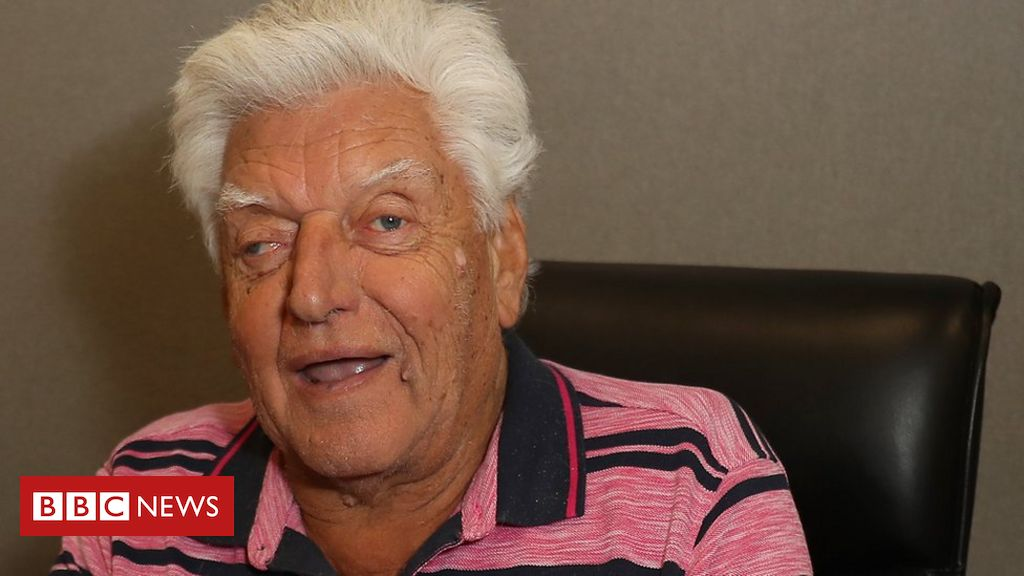 Dave Prowse: 'My first recollection of him was he was enormous'