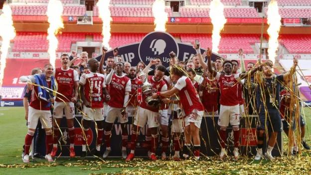 FA Cup final: The Wembley showpiece that deserved so much more