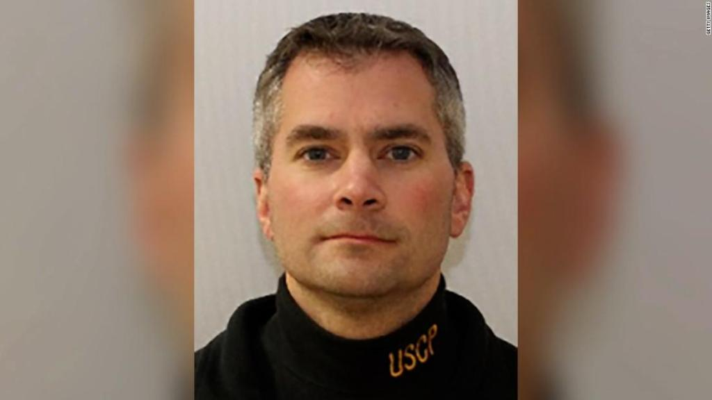 FBI identifies suspect in death of Capitol Police Officer Brian Sicknick, sources say