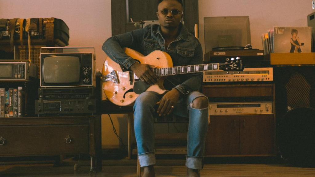 From migrant to pop star: Tresor opens up about his 4,000km journey to fame