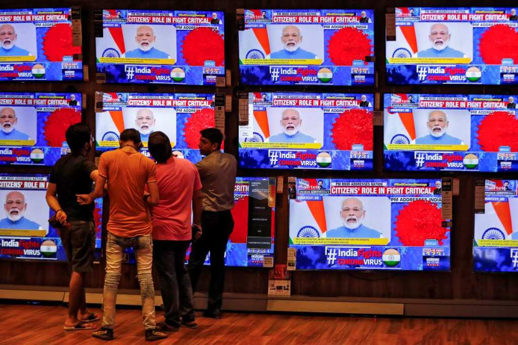 Government's Move to Restrict TV Imports Reinforces PM Modi