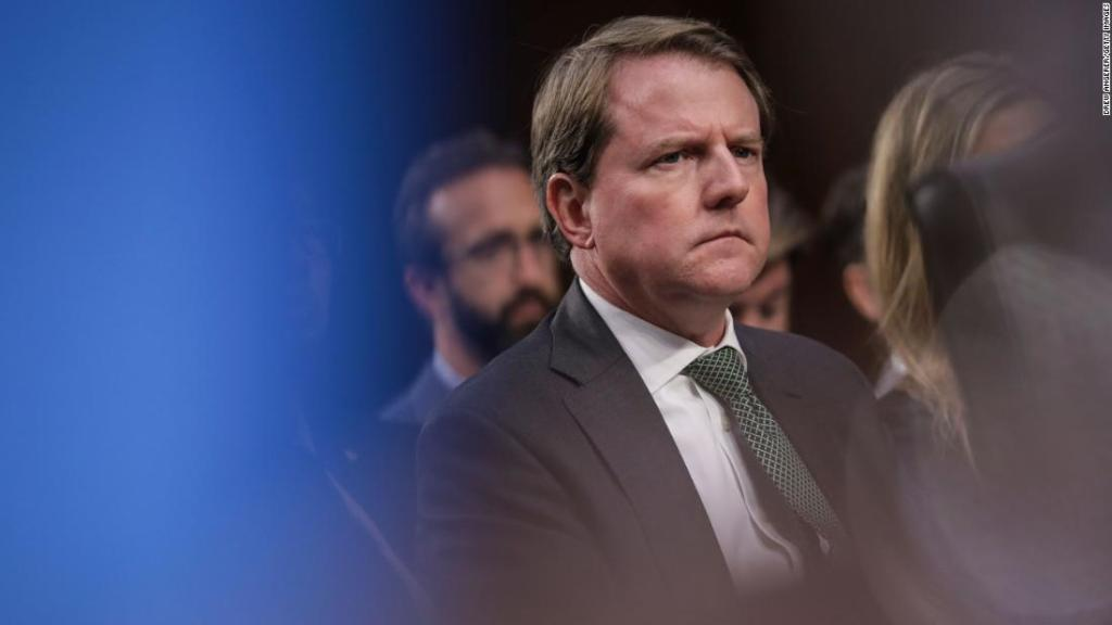 House can subpoena Don McGahn to testify, appeals court rules
