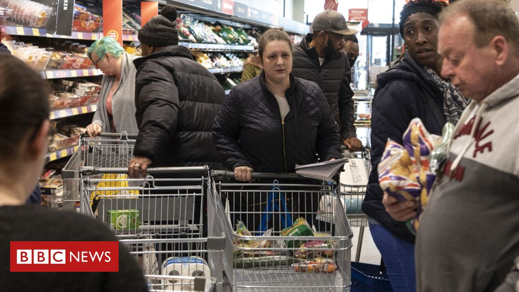 How safe is takeaway food and grocery shopping?