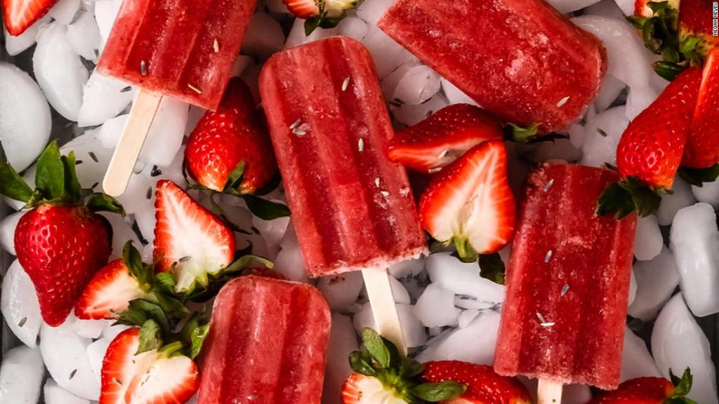 How to make your own delicious ice pops