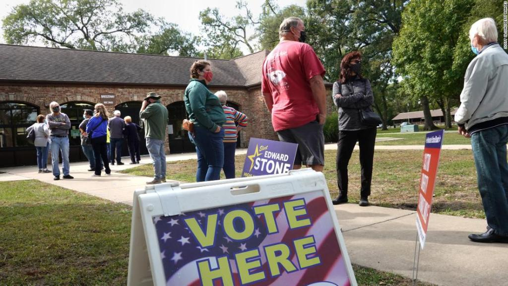 How voter suppression laws hurt White people