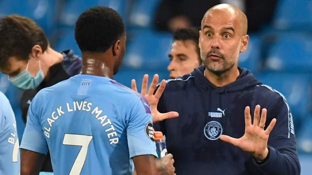 'I feel really bad' - Guardiola on racial inequality