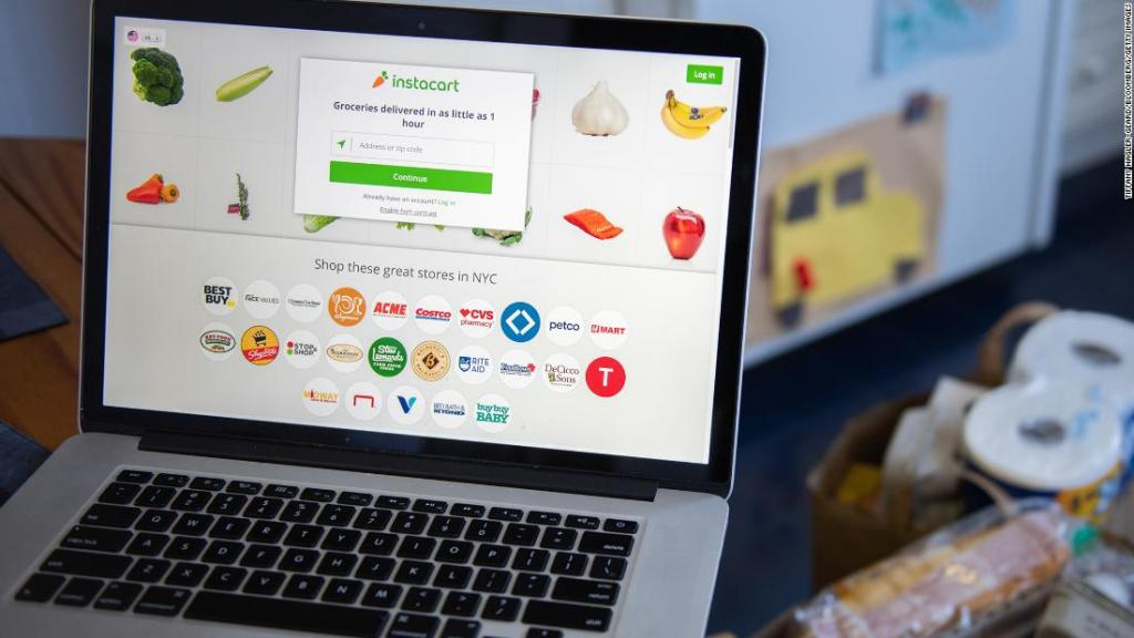 Instacart is moving beyond the grocery store