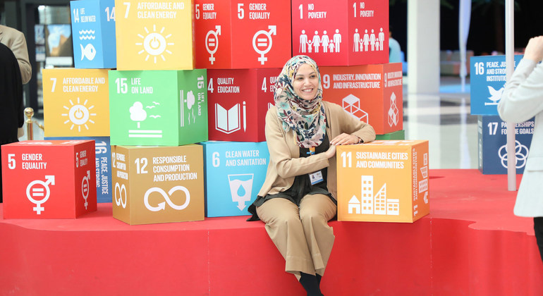 Leveraging youth to shape a better future, UN announces 17 Young Leaders for SDGs