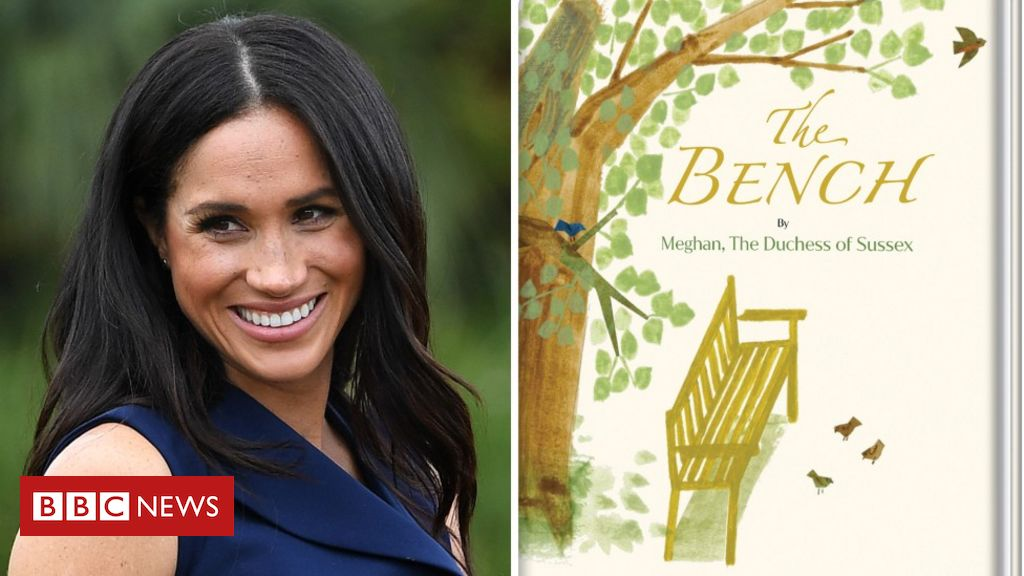 Meghan Markle writes children's book inspired by Harry and Archie