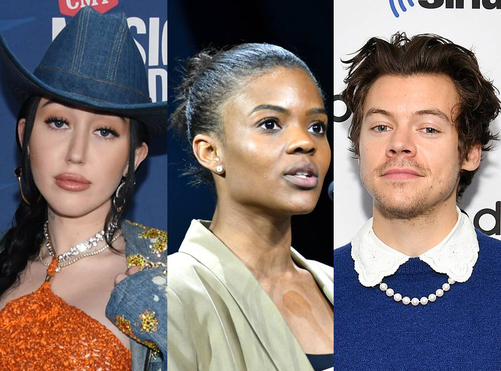 Noah Cyrus Apologizes For Using Racially Insensitive Word While Defending Harry Styles From Candace Owens – 'I'm Mortified!'