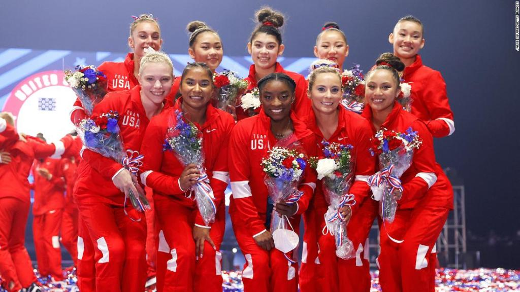 Opinion: For these US gymnasts, Olympic glory is a beginning, not an end