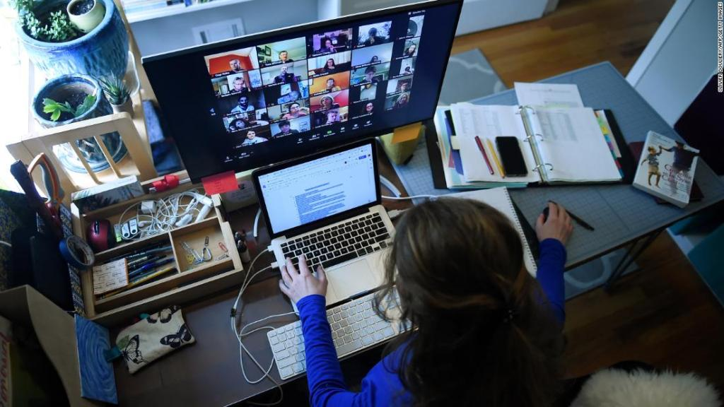 Opinion: Zoom CEO: My advice for remote workers who are on video meetings all day