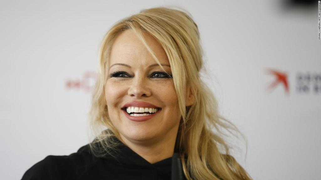 Pamela Anderson is married