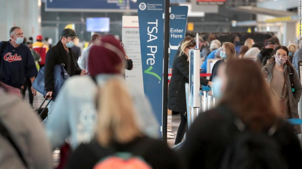 Pandemic limbo stretches into the Thanksgiving travel season