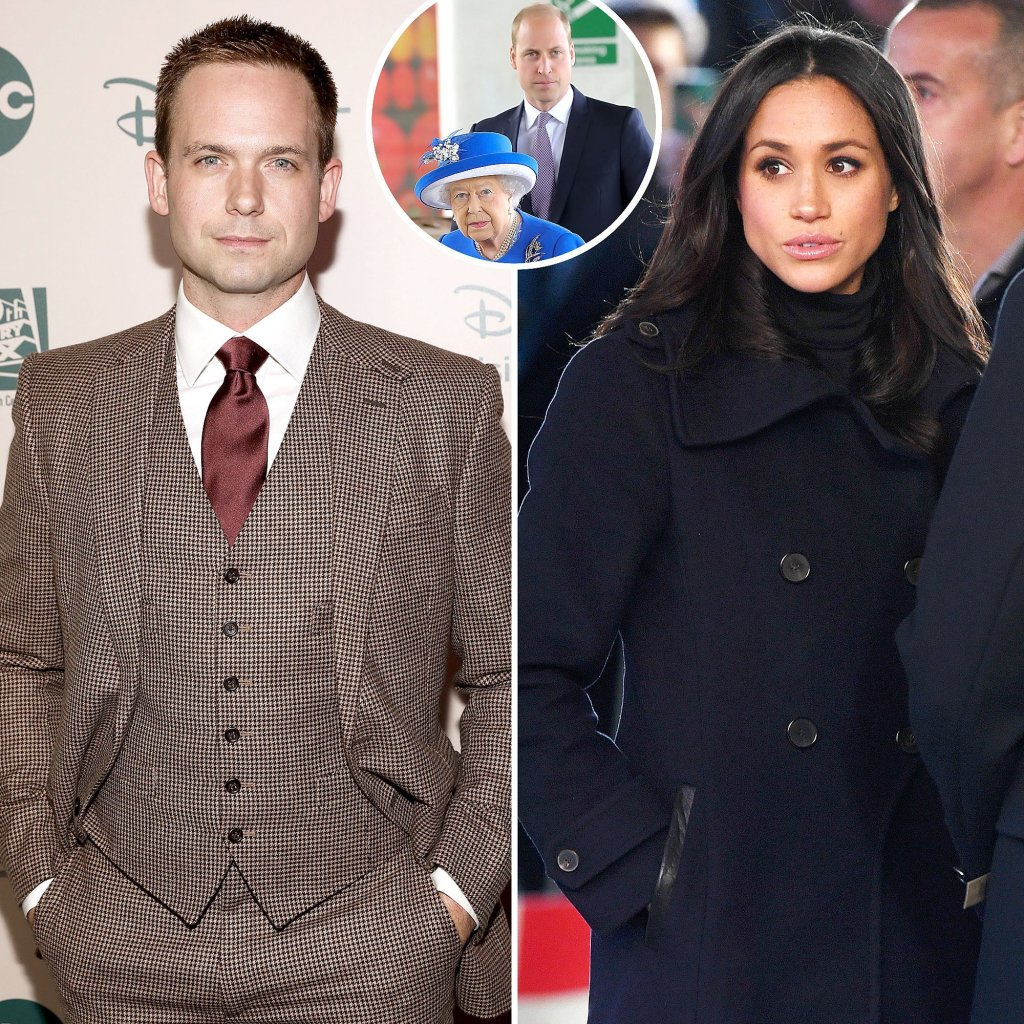 Patrick J. Adams Slams The 'Toxic' And 'Archaic' Royal Family Amid Claims Meghan Markle Bullied Staffers At The Palace!
