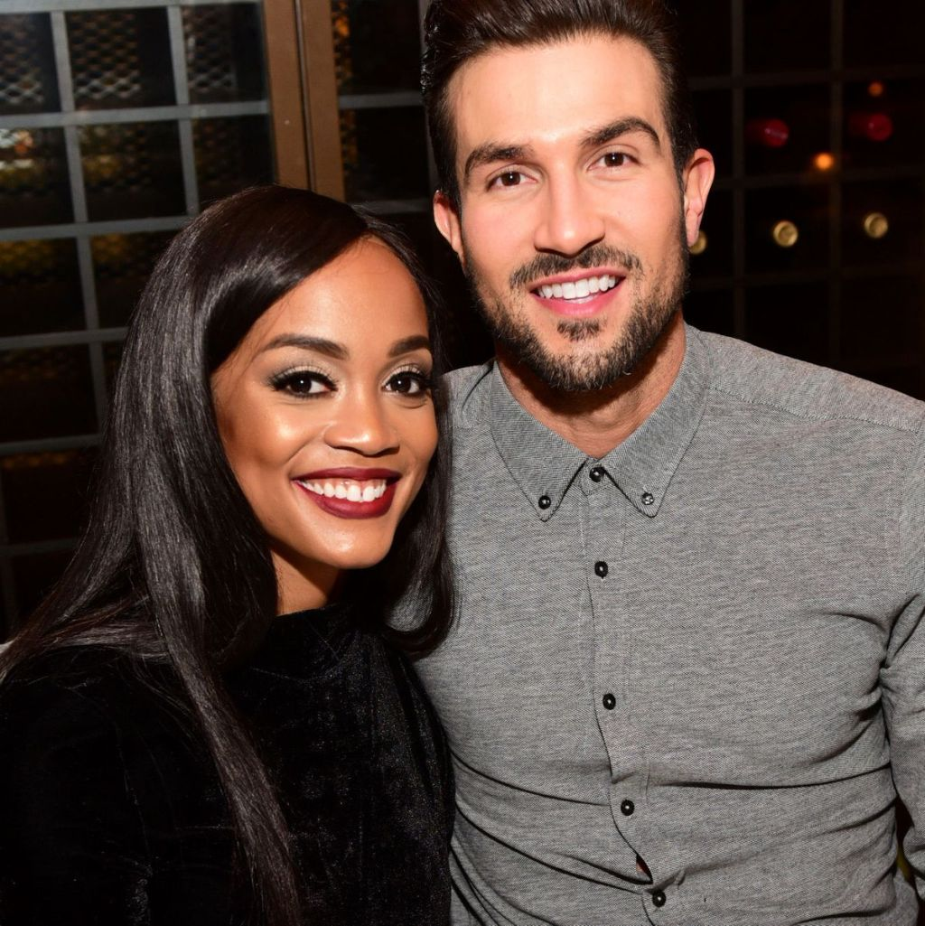 Rachel Lindsay Appears On Her Husband Bryan Abasolo's Instagram After Deactivating Due To Bullying