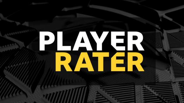 Rate the players - Man City v PSG