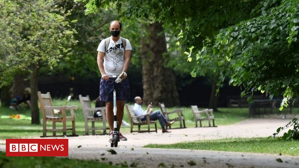 Rental e-scooters to be made legal on UK roads