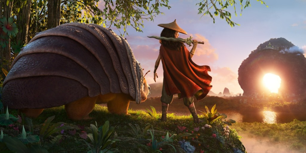 Raya and the Last Dragon Review: Disney's Southeast Asian Princess Warns Against Isolationism