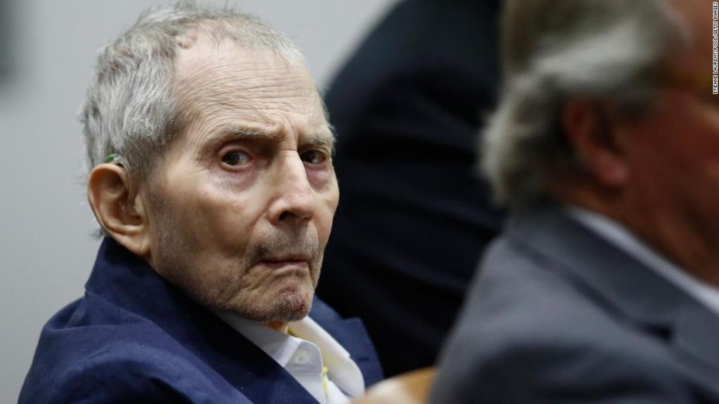 Robert Durst's lawyers say he has bladder cancer and ask to postpone trial indefinitely